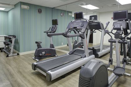 Fitness Facility   Holiday Inn Express Chester