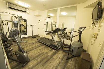 Fitness Facility   Holiday Inn Express Watertown