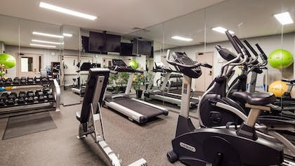 Fitness Facility | Best Western Fort Lee