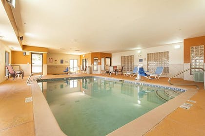 Indoor Pool | Holiday Inn Express And Suites Santa Fe