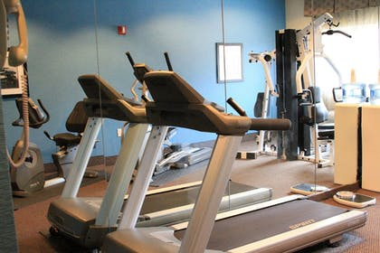 Gym | Best Western Plus Arlington North Hotel & Suites