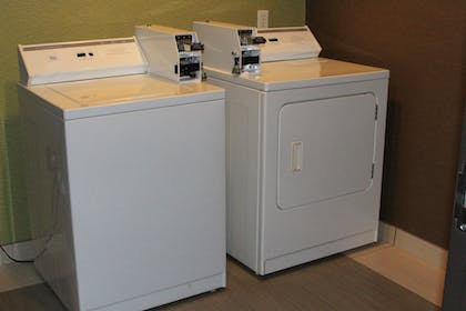 Laundry Room | Best Western Plus Arlington North Hotel & Suites