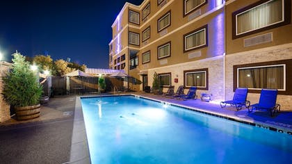 Pool | Best Western Plus Arlington North Hotel & Suites
