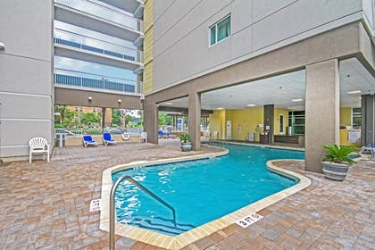 Outdoor Pool   Harbourgate Marina Club by Oceana Resorts