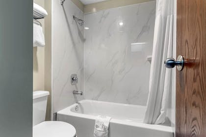 Bathroom | Clarion Inn & Suites West Knoxville