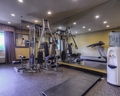 Fitness Facility | Clarion Inn & Suites West Knoxville