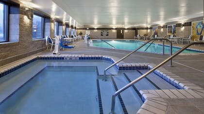Indoor Spa Tub | Holiday Inn Express Hotel & Suites Minneapolis-Minnetonka
