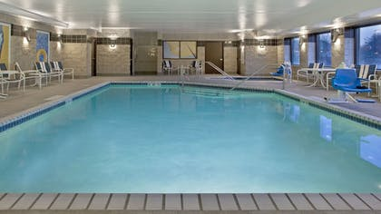 Pool | Holiday Inn Express Hotel & Suites Minneapolis-Minnetonka