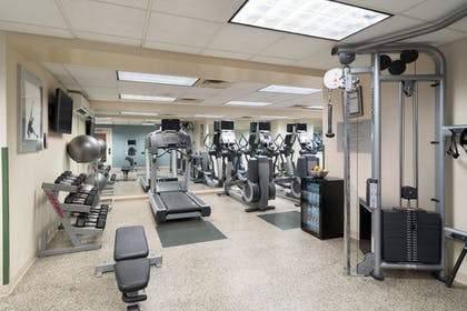 Sports Facility | Marriott Pittsburgh City Center Hotel