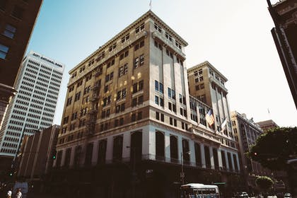 Hotel Front | The Los Angeles Athletic Club