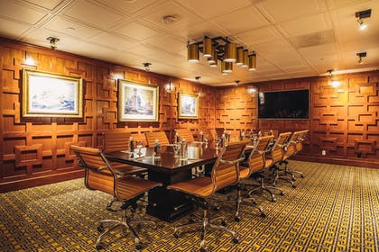 Meeting Facility | The Los Angeles Athletic Club