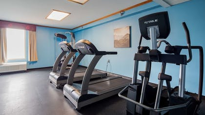 Fitness Facility | Best Western Fort Washington Inn