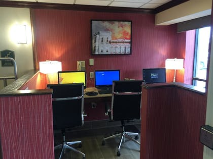 Business Center | Best Western Fort Washington Inn