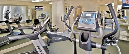 Fitness Facility | Historic Anchorage Hotel