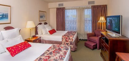 Guestroom | Historic Anchorage Hotel