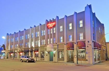 Featured Image | Historic Anchorage Hotel