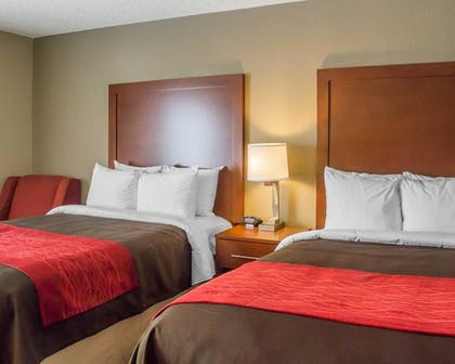 Guestroom | Comfort Inn Mayfield Heights Cleveland East