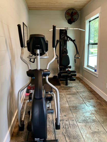 Fitness Facility | Mariners Suites
