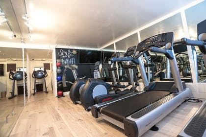 Fitness Facility | Hotel LaCroix
