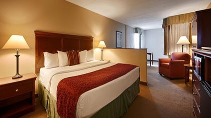 Guestroom | Best Western Plus La Porte Hotel & Conference Center