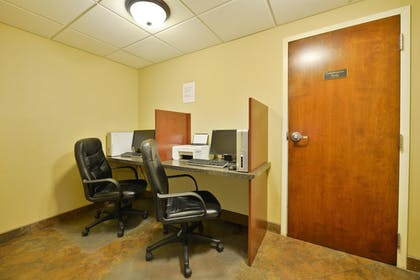 Business Center | Best Western Plus La Porte Hotel & Conference Center