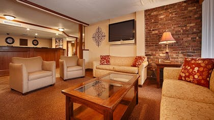 Lobby | Best Western Plus La Porte Hotel & Conference Center