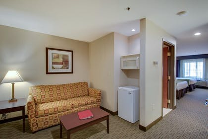 Mini-Refrigerator | Best Western Plus The Inn at Hampton