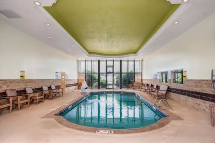 Indoor Pool | Best Western Plus The Inn at Hampton