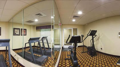 Fitness Facility   Holiday Inn Express Hotel & Suites Huntersville - Birkdale