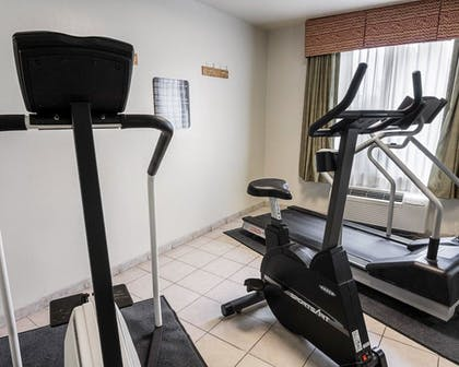 Fitness Facility   Quality Inn And Suites