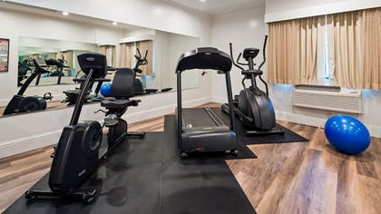 Fitness Facility | Best Western Plus Palm Court Hotel