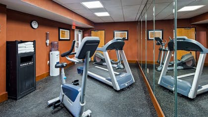 Fitness Facility | Best Western Plus Executive Suites