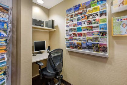Business Center   Comfort Inn & Suites-White Mountains