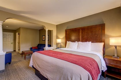 Guestroom   Comfort Inn & Suites-White Mountains