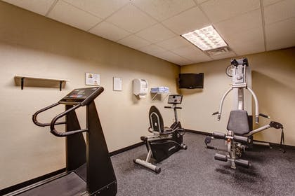 Fitness Facility   Comfort Inn & Suites-White Mountains