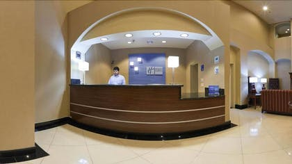 Reception   Holiday Inn Express & Suites Rancho Mirage