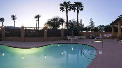Outdoor Pool   Holiday Inn Express & Suites Rancho Mirage