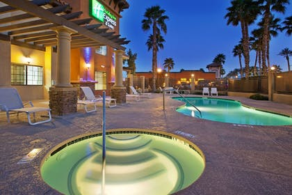 Pool   Holiday Inn Express & Suites Rancho Mirage