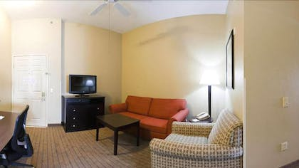 Living Area   Holiday Inn Express & Suites Rancho Mirage