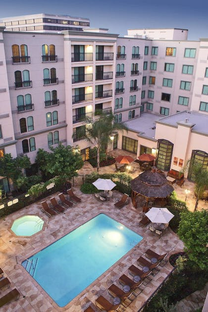 Sports Facility   Courtyard by Marriott Old Pasadena