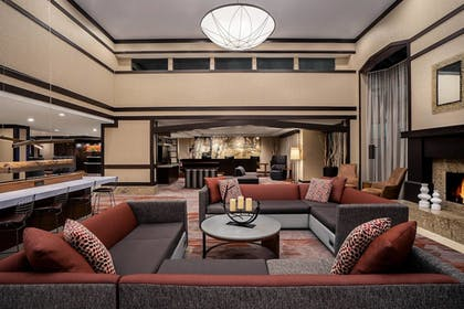 Lobby | Courtyard by Marriott Old Pasadena