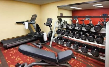 Gym   Courtyard by Marriott Old Pasadena
