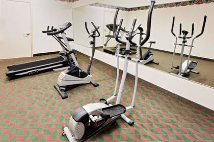 Fitness Facility   Days Inn & Suites by Wyndham Opelousas