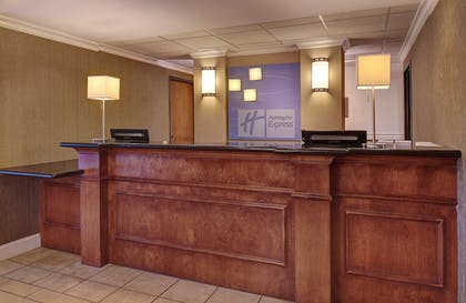 Interior | Holiday Inn Express Hotel & Suites San Diego-Sorrento Valley