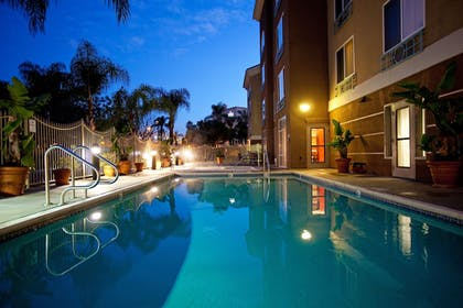 Pool | Holiday Inn Express Hotel & Suites San Diego-Sorrento Valley