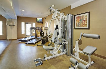 Fitness Facility | Holiday Inn Express Hotel & Suites San Diego-Sorrento Valley
