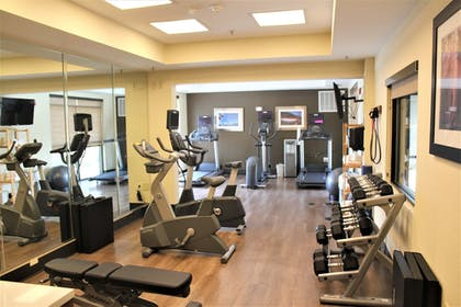 Fitness Facility | Holiday Inn Express Hotel & Suites Charlotte-Concord-I-85