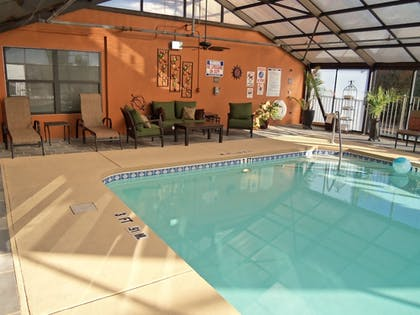 Pool | Holiday Inn Express Hotel & Suites SANFORD