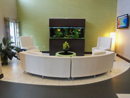 Lobby | Holiday Inn Express Hotel & Suites SANFORD