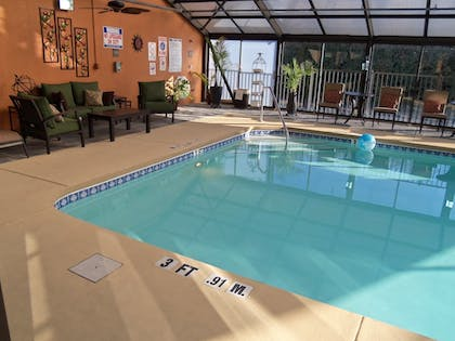 Indoor Pool | Holiday Inn Express Hotel & Suites SANFORD